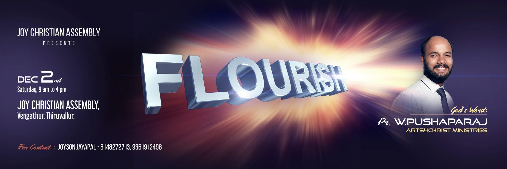 Event Slide - Flourish 2017